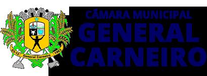 Brasão Câmara Municipal de General Carneiro